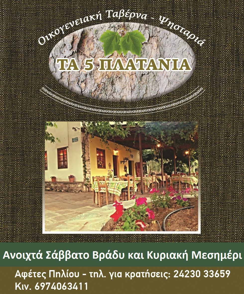http://www.taxydromos.gr/Topika/288737-ta-5-platania.html