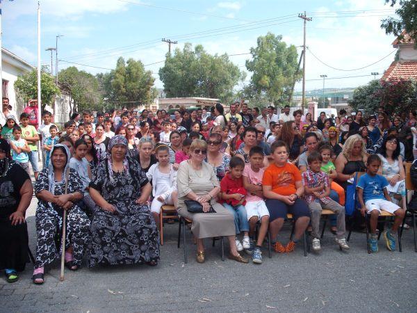 Πλήθος κόσμου παρακολούθησε τη χθεσινή εκδήλωση στο Αλιβέρι