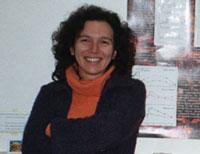 Η λέκτορας με ειδικότητα στη φυσιολογία φυτών, κ. Εφη Λεβίζου