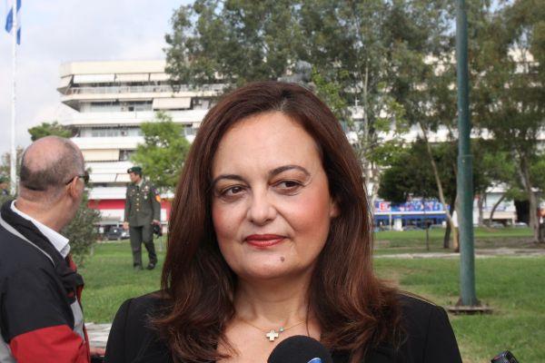 Γεωργία Τοκαλή - Μποντού: «Το παράδειγμα των Ελλήνων πατριωτών μας καθοδηγεί και ο ηρωισμός και η αγωνιστικότητά τους μας εμπνέουν ειδικά στις σημερινές σύγχρονες συνθήκες που βιώνουμε όλοι μας»