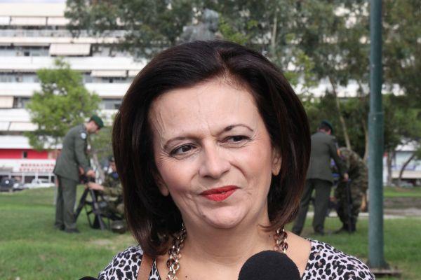 Μαρίνα Χρυσοβελώνη: «Καμία χώρα δεν είναι δυνατό να μπορέσει να πορευτεί εάν δεν διατηρεί ζωντανές τις ιστορικές μνήμες»