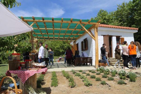 Το αγρόκτημα όπου θα πραγματοποιούνται τα μαθήματα μαγειρικής