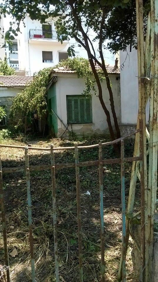 Το εγκαταλειμμένο σπίτι μετά την καθαριότητα