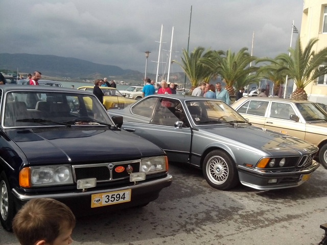 Τα μέλη της Λέσχης Κλασικών Οχημάτων Βόλου, λαμβάνουν μέρος σε εκδηλώσεις και ράλι ιστορικών αυτοκινήτων που γίνονται στο Πήλιο και τον Ολυμπο