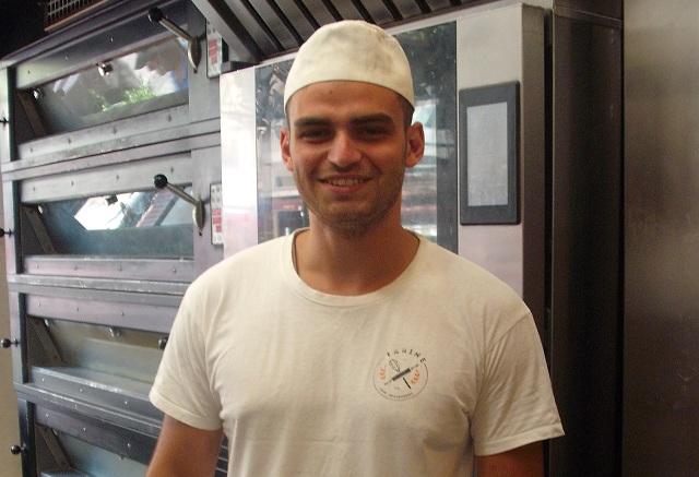 Σάββας Κουβάτης, Φούρναρης: «Δίνει αντοχή σε έναν επαγγελματία το μεράκι»