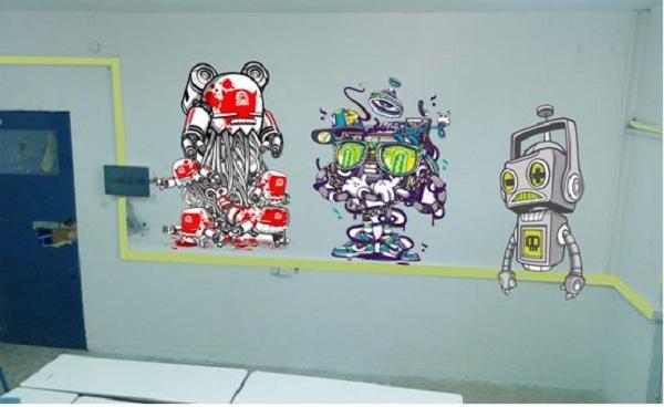 Η νέα αίθουσα ρομποτικής