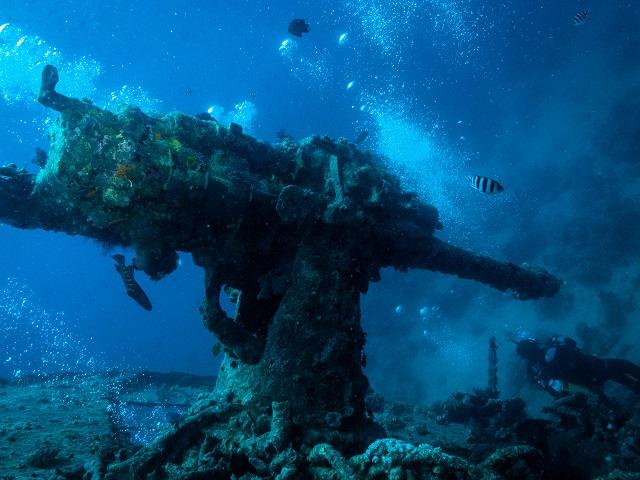 Το αντιαεροπορικό του SS Thislegorm