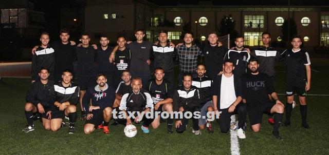 Οι διαιτητές σε ρόλο ποδοσφαιριστών