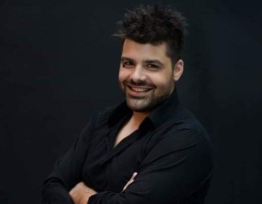 Νεκτάριος Ρήγας, τραγουδιστής