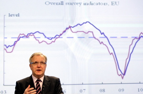Ανησυχεί για παγκόσμια κρίση ο Ολι Ρεν