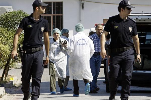 Κράτηση υπόπτων στην Τουρκία