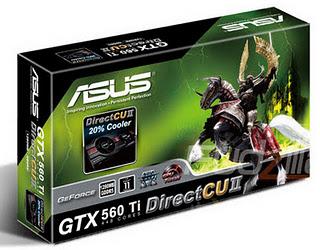 Νέα GTX 560 Ti από την ASUS