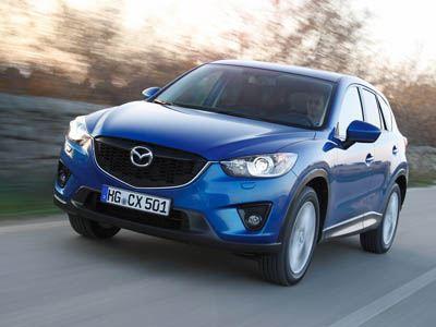Αναλυτικά οι κινητήρες με τους οποίους θα κυκλοφορήσει το Mazda CX-5