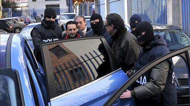 Συνέλαβαν 36 μεγαλομαφιόζους στο Παλέρμο