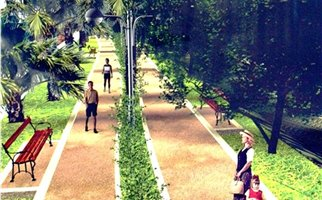 Το πρώτο βιοκλιματικό πάρκο στην Κατερίνη