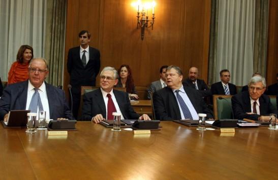Επιστολή Παπαδήμου σε ΕΕ, ΕΚΤ και ΔΝΤ