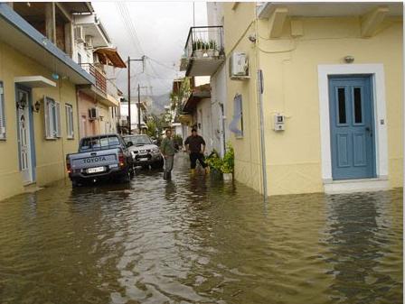 Οδηγίες προφύλαξης από πλημμύρα  παρέχει ο αρμόδιος Αντιδήμαρχος Σκοπέλου κ. Φύβγας