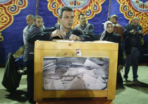 Μεγάλη νίκη των ισλαμιστών στις εκλογές της Αιγύπτου!