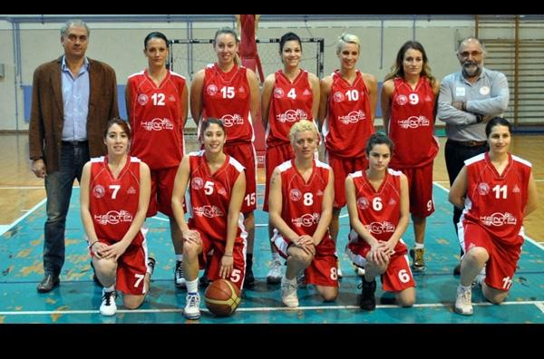 Στις Σέρρες  σήμερα η γυναικεία ομάδα μπάσκετ του Ολυμπιακού Βόλου