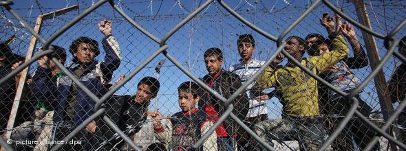 Δραματική παραμένει η κατάσταση των προσφύγων στην Ελλάδα