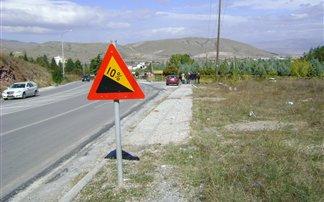 Νέα σήμανση σε δρόμους του νομού
