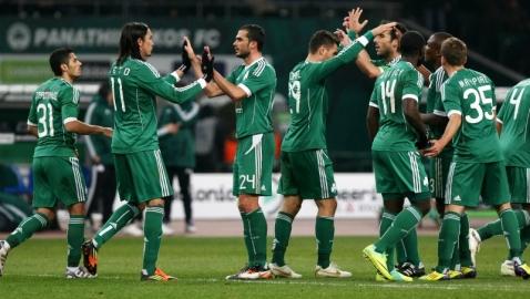 Παναθηναϊκός- Αστέρας Τρίπολης 3-1