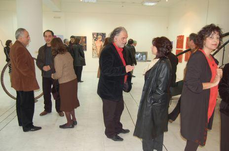 Ομαδική εορταστική έκθεση στο Κέντρο Τέχνης Ντε Κίρικο