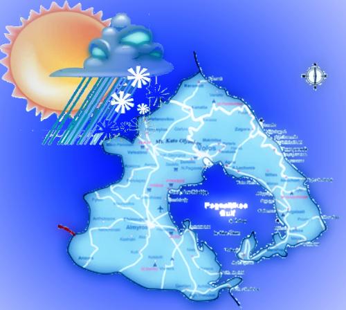 Χιόνια στα ορεινά  και βροχές στα πεδινά το τριήμερο στο Νομό Μαγνησίας
