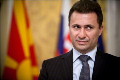 Επιστολές Σαμαρά - Παπαδήμου στον πρωθυπουργό των σκοπίων Γκρούεφσκι