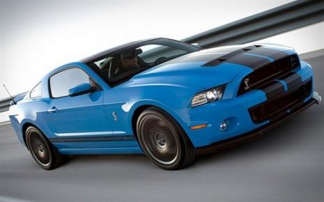 Το νέο Ford Shelby GT500