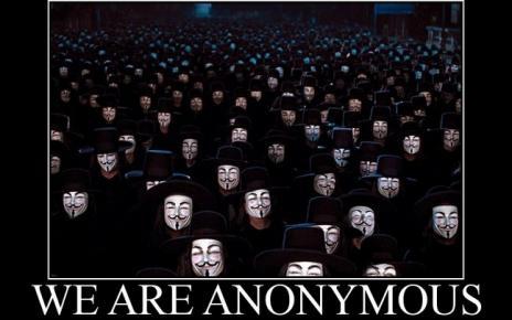 """""""Χριστουγεννιάτικες"""" υποκλοπές από τους Anonymous"""