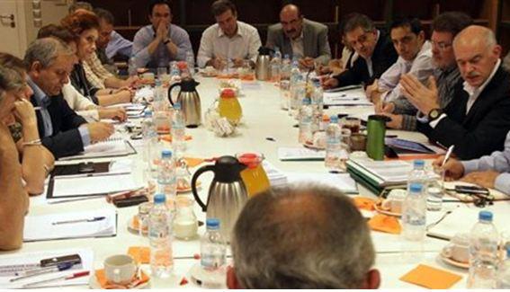 Θέμα ηγεσίας στο ΠαΣοΚ έθεσαν Βενιζέλος, Λοβέρδος και Χρυσοχοΐδης