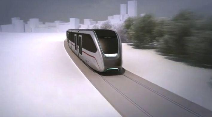 Μία ματιά στα τραμ του μέλλοντος