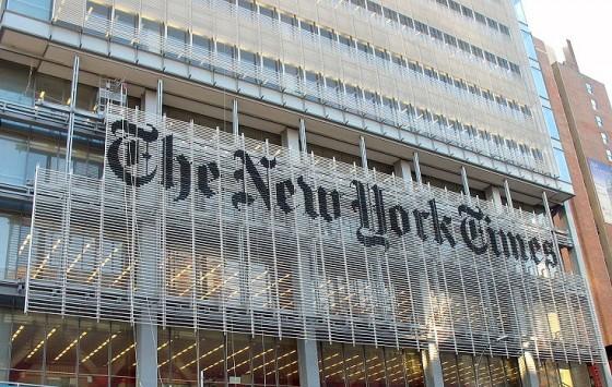 Η μεγάλη γκάφα των New York Times