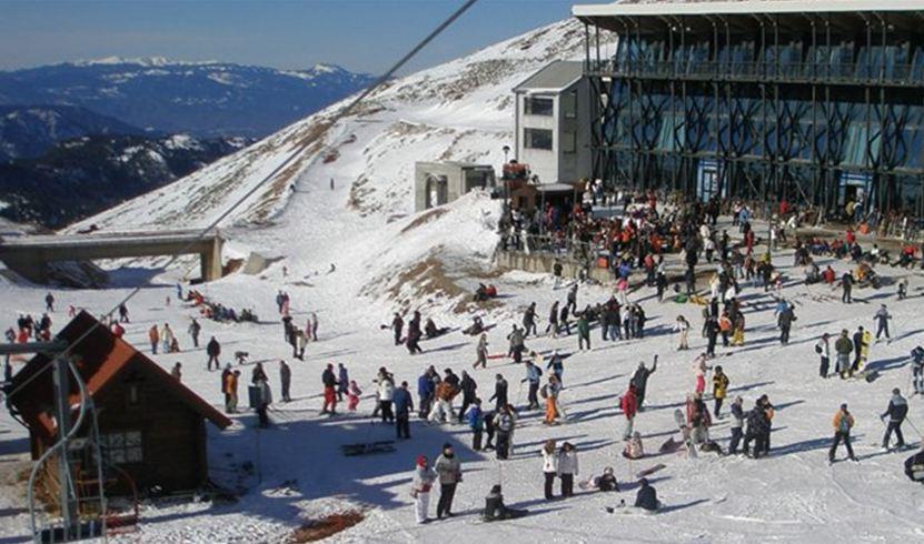 Δίνουν δασική έκταση μαμούθ στο χιονοδρομικό Παρνασσού