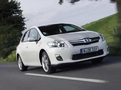 H Toyota κορυφαία σε πωλήσεις στην Ελλάδα για το 2011