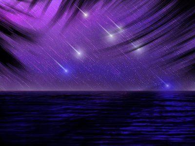 Η πρώτη βροχή διαττόντων αστέρων του 2012