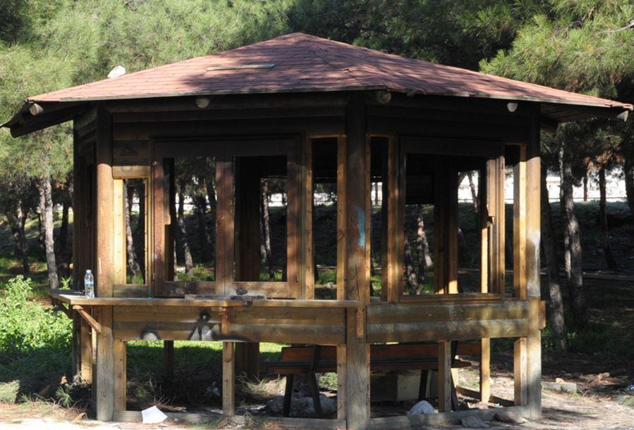 Πράσινες πινελιές σε οικιστικά κέντρα