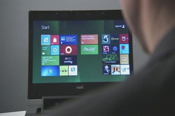 Windows 8: Χειρισμός του λειτουργικού συστήματος με τα μάτια (;)