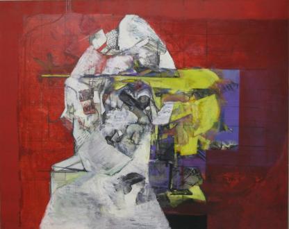 Εγκαινιάζεται απόψε η έκθεση του Κώστα Κομνηνού στο «Βάμμα Νυκτός»