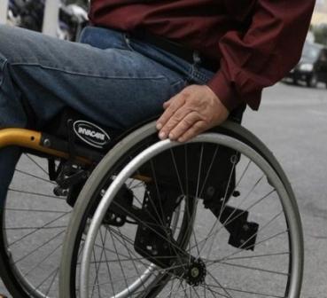 Ληστεία σε βάρος ανάπηρου πολέμου