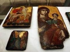 Έντεκα εικόνες της Μεταβυζαντινής Εποχής επέστρεψαν στην Ελλάδα