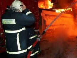 Πυρκαγιά σε εξοπλισμό κινητής τηλεφωνίας