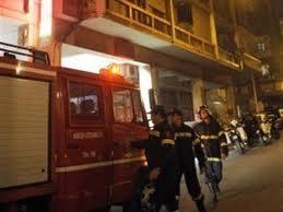 Στις φλόγες παραδόθηκε καφέ-μπαρ στον Άγιο Λαυρέντιο