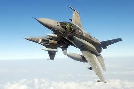 Υλικές ζημιές υπέστη F-16 κατά τη διάρκεια άσκησης στη Λάρισα