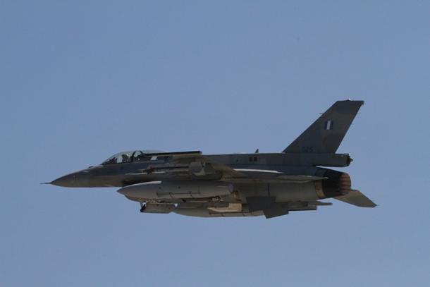 «Τέλος καλό» για το πλήρωμα μαχητικού F16 στη Λάρισα