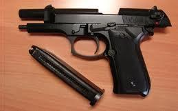 Λάρισα: Σύλληψη 57χρονου για πλαστικό πιστόλι!