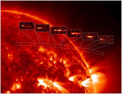 Καταγράφηκε «βουτιά θανάτου» κομήτη στον ήλιο