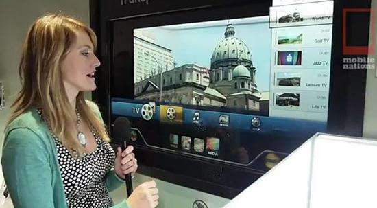 Samsung's Smart Window: Το παράθυρο του μέλλοντος (Videos)