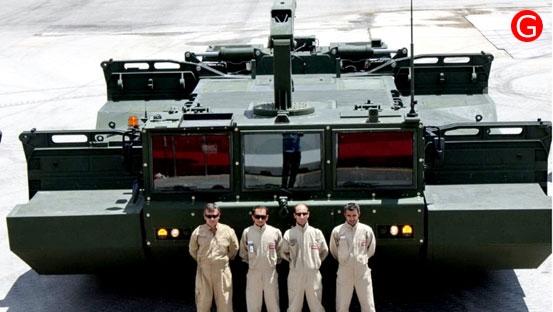 Τούρκοι στρατιωτικοί για την τάφρο: